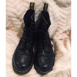 Dr. Martens Cushioned Boots